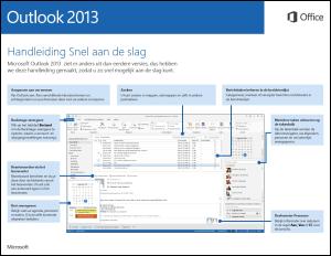 Aan de slag met Outlook 2013