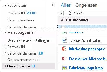 Postvakken van sites