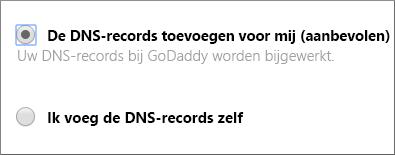 Records toevoegen