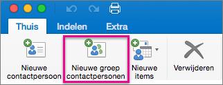 Start > nieuwe groep contactpersonen