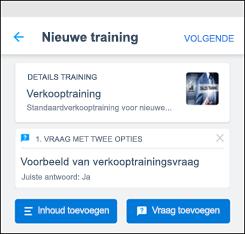 Kaizala: training