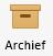 knop archiveren op het lint in Outlook voor Mac