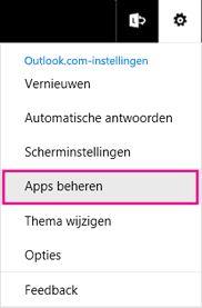 Invoegtoepassingen gebruiken in de webversie van outlook ondersteuning voor office - Hoe te beheren ...