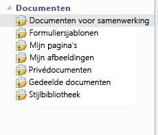 Pictogram Niet gesynchroniseerd, toegevoegd aan lijsten in een SharePoint-werkruimte