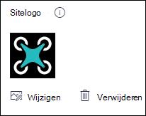 Het logo voor uw SharePoint-site wijzigen