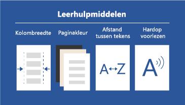 Vier beschikbare leerhulpmiddelen die documenten beter leesbaar maken