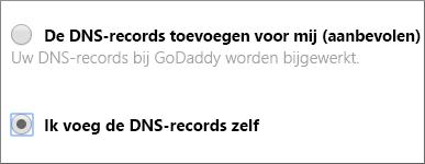 Zelf records toevoegen
