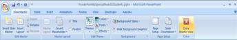 Schermafbeelding van een exportscript voor voorbeeldgegevens voor Windows