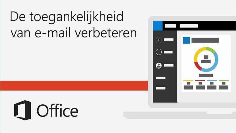 Video De toegankelijkheid van e-mail verbeteren