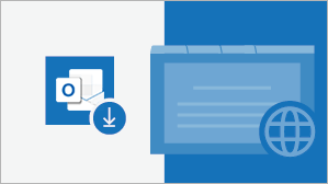 Referentiemateriaal voor Outlook Mail Online