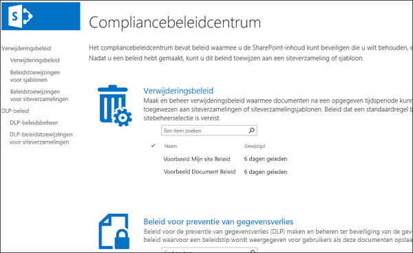 Compliancebeleidcentrum