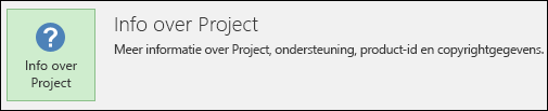 Info over Project
