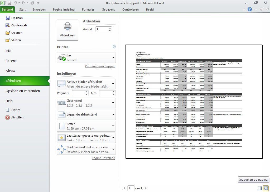 In het Excel Web Access-webonderdeel wordt het deelvenster Selecteer een werkmap weergegeven.