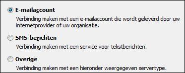 Outlook 2010 Nieuw account toevoegen E-mailaccount