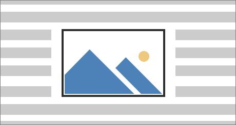 Tekstterugloop rondom een afbeelding