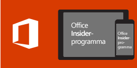 Office Insider voor iOS