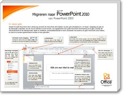 Miniatuur van migratiehandleiding voor PowerPoint