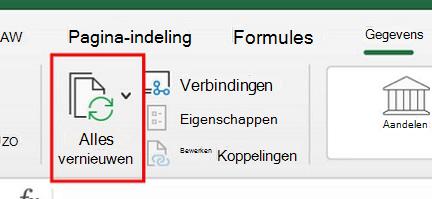 Power Query gebruiken in Excel voor Mac