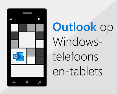 E-mail op Windows Phones