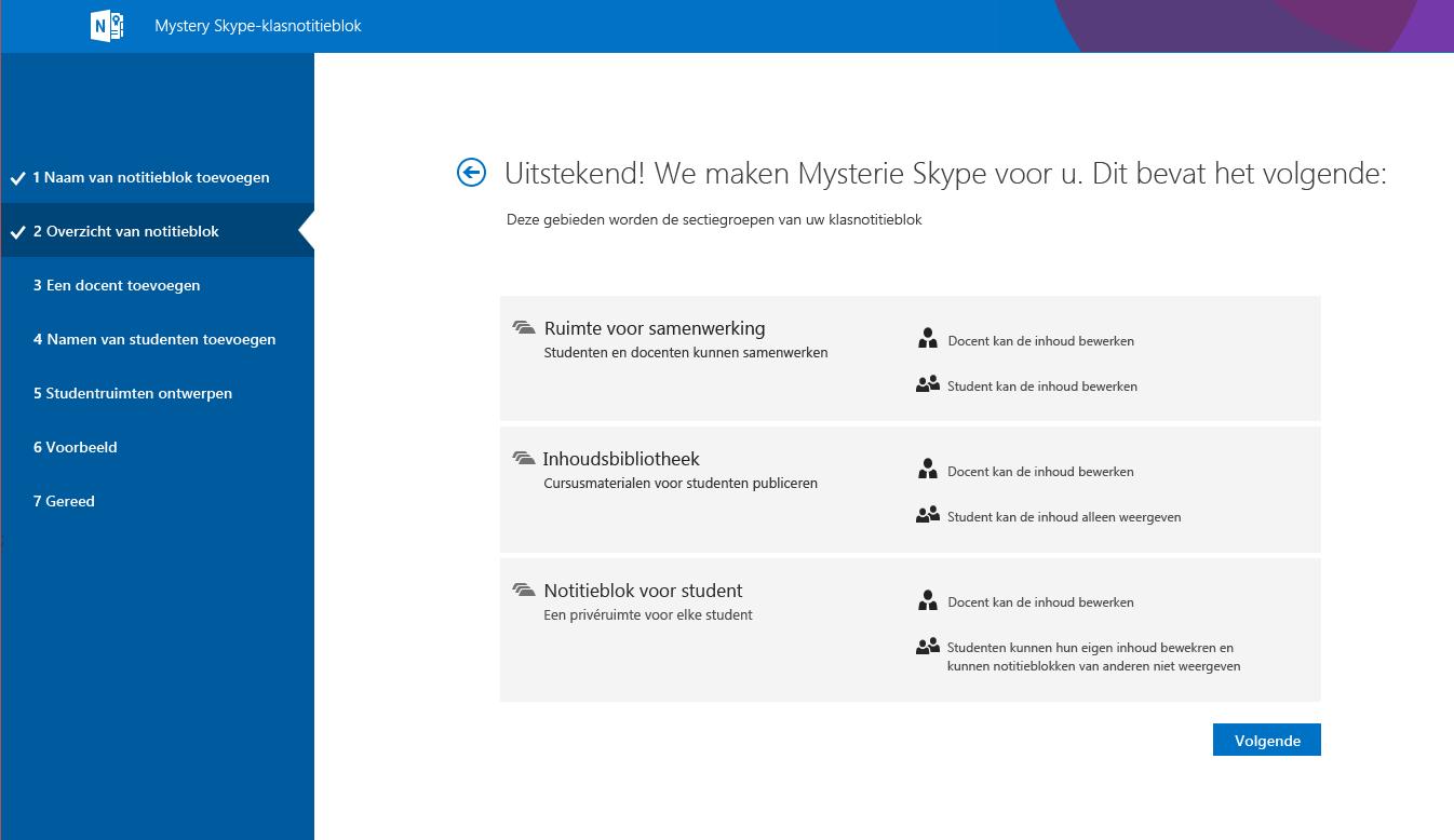 Het Mystery Skype-overzicht