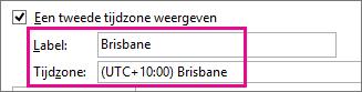 Brisbane-tijdzone