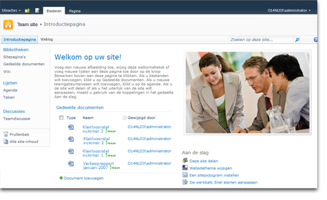 SharePoint Team-site