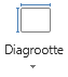 Pictogram Diagrootte