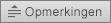 Toont de knop Notities in PowerPoint 2016 voor Mac
