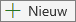Lijsten pictogram Nieuw