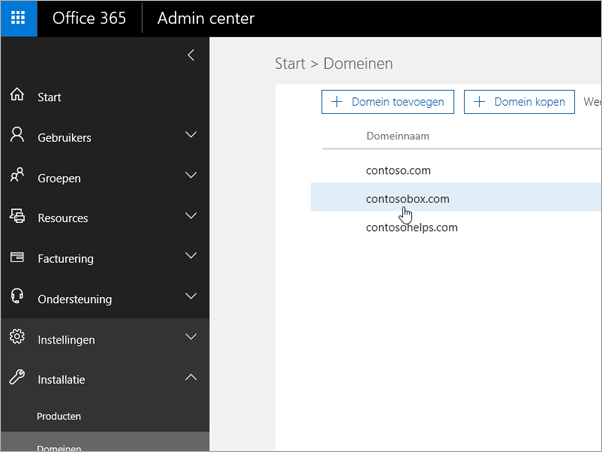 OVH Select your domain in Office 365_C3_20176917563