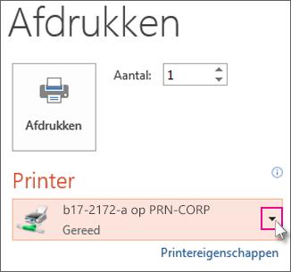 een printer kiezen