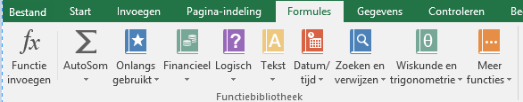 Groep functiebibliotheek