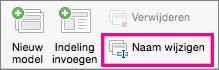 Opdracht voor wijzigen van naam van diamodel in PPT voor Mac