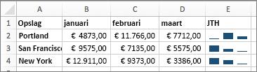 Een Excel-werkmap kiezen