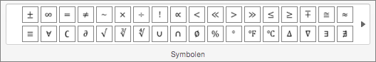 Groep Symbolen