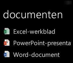 Bureaubladdocumenten weergeven op Windows Phone als Office Remote wordt uitgevoerd