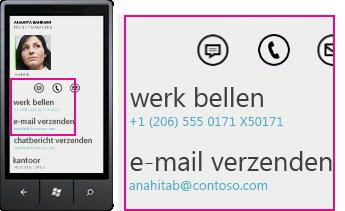 Lync voor mobiele clients