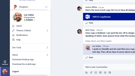 Deze schermafbeelding toont u hoe u de meldingsoptie kunt selecteren.