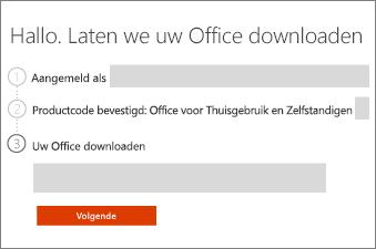 Controleer uw Office-product.