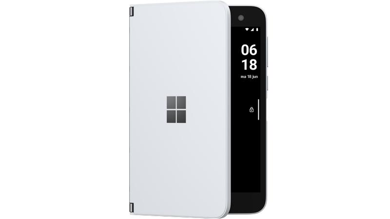 Modus voor uitzoomen in Surface Duo