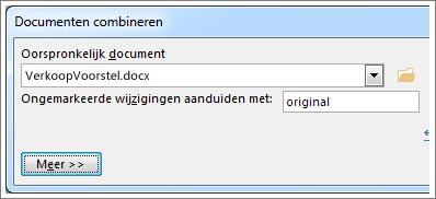 Het vak Oorspronkelijk document