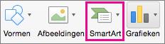 Organigram-SmartArt