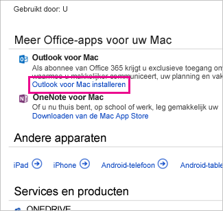 how to download outlook on mac