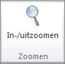 In-/uitzoomen op Outlook-berichten