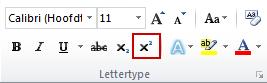 Excel-werkblad
