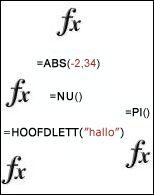 Excel-functies