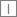 Knop tab met verticale balk