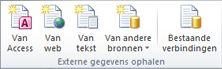 Afbeelding van Excel-lint