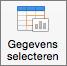 Klik op het tabblad Grafiekontwerp op Gegevens selecteren