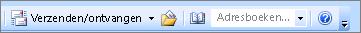 Vak Zoeken in Adresboek in Outlook 2007